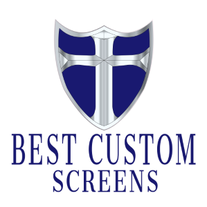 Best Custom Screens & Blinds Logo