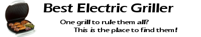 Best Electric Grillers Logo