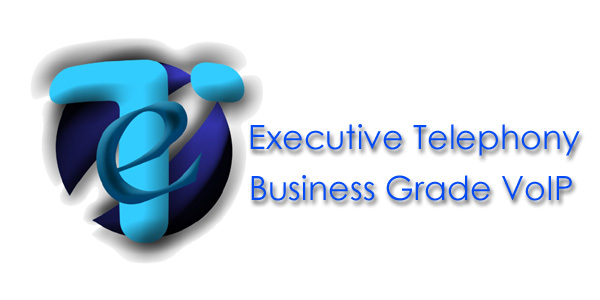 Executive Telephony, Logo