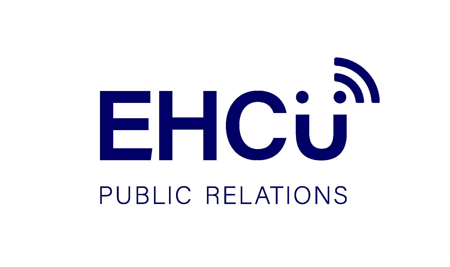 EHCÜ Public Relations Logo