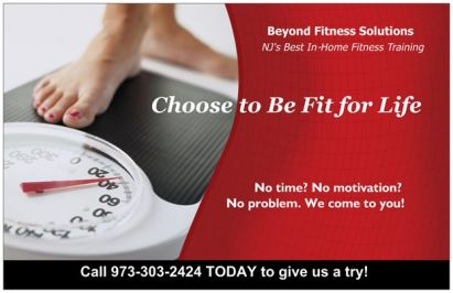 Beyond Fitness Solutions, LLC Logo