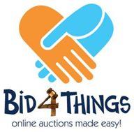 Bid4Things Logo