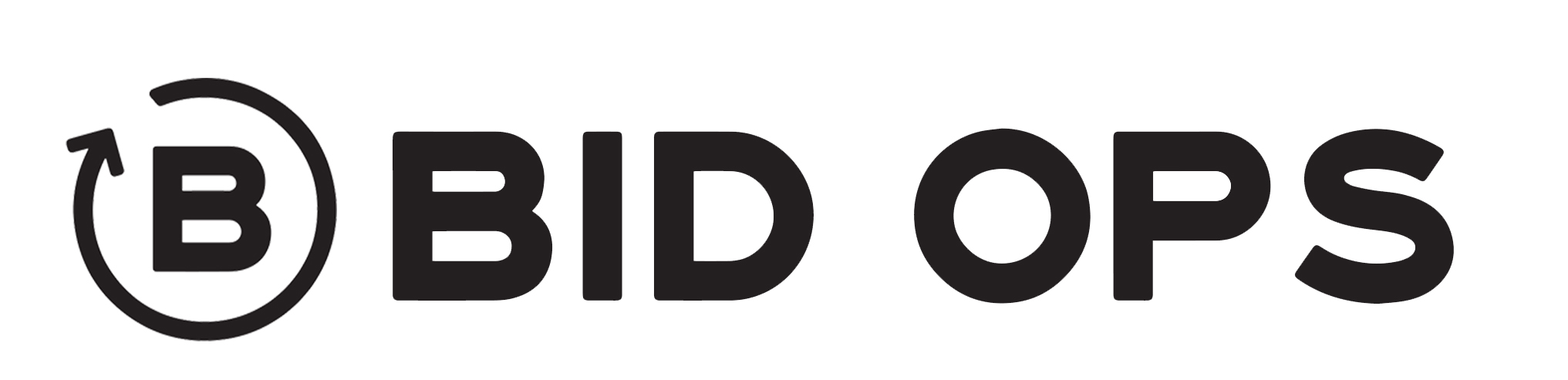 Bid Ops Inc Logo