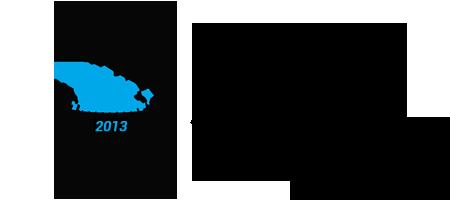 Big Android BBQ Logo