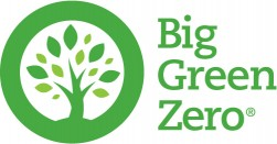 Big Green Zero Logo