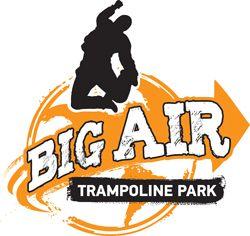 BigAir Trampoline Park Logo