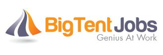 Big Tent Jobs Logo