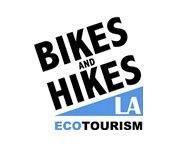 Bikes and Hikes LA Logo