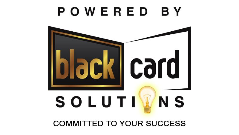 Black Card Solutions Logo