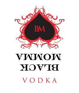 BlackMommaVodka Logo