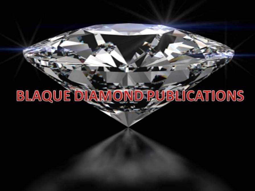 Blaque Diamond Publications Logo