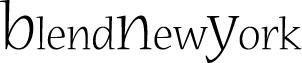 Blend New York Inc. Logo