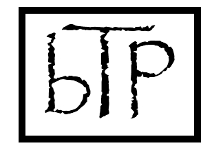 Blind Tiger Press Logo