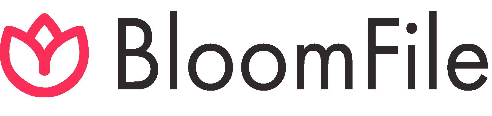 BloomFile Transaction Coordinators Logo