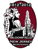 Blooomfield NJ Bicentennial Logo