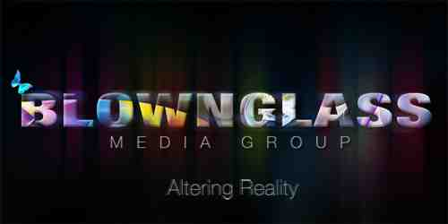 BlownGlass Media Group Logo