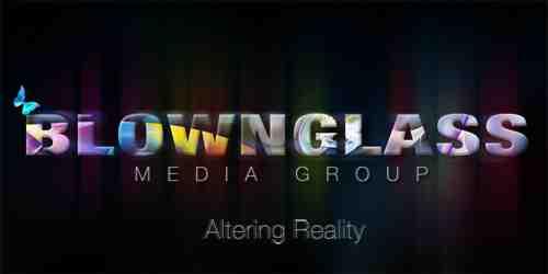 BlownGlass Media Group Logo