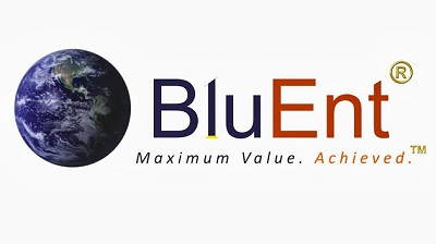 BluEnt IT Services Logo