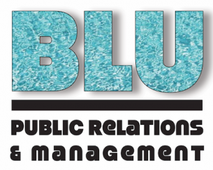 Blu PR Logo
