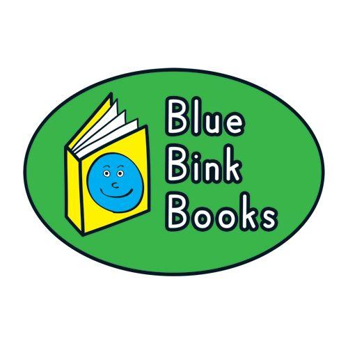 Blue Bink Books Logo