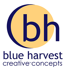Blue Harvest Creative Logo