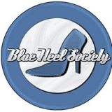 Blue Heel Society Logo