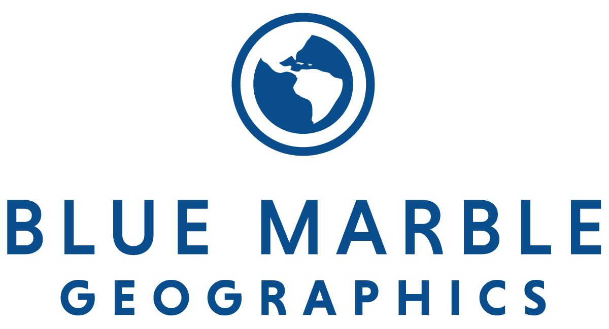 Blue Marble Geographics Logo