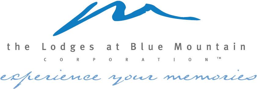 Blue Mountain Lodges Logo