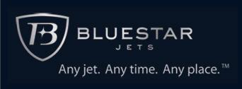 Blue Star Jets Logo