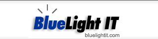 BluelightIT Logo