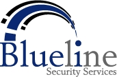 Blueline Security Services Logo