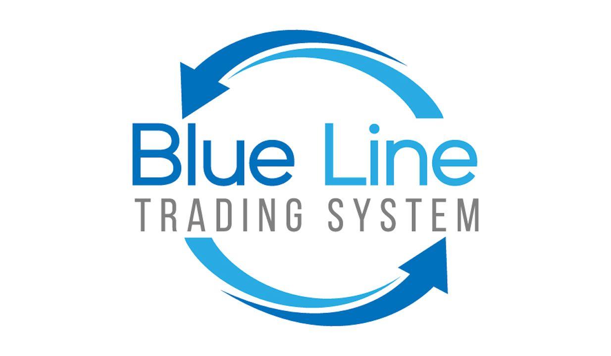 Bluelinetrading Logo