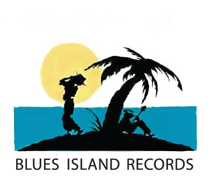 Blues Island Records Logo