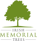 IRISH URNS AND Memorial Trees LIMITED Logo