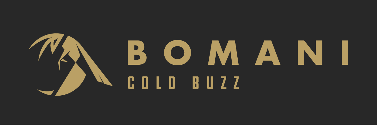 BOMANI Cold Buzz Logo