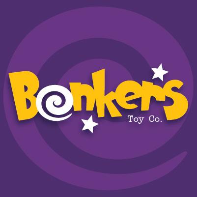 Bonkers Toys Logo