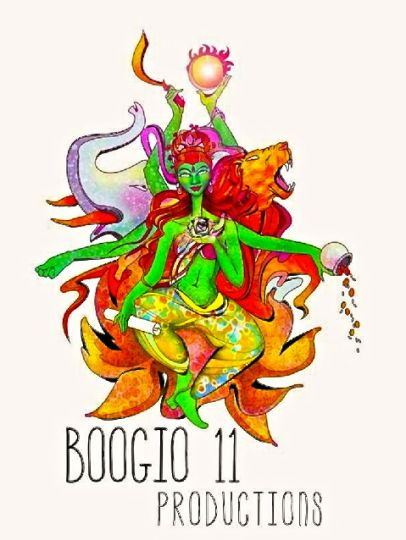 BooGio11Productions Logo