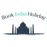 Book India Holiday Logo