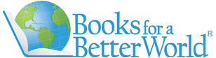 Books for a Better World Logo