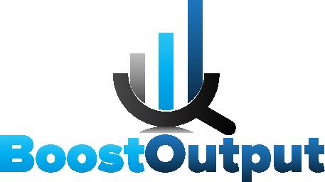 BoostOutput Logo