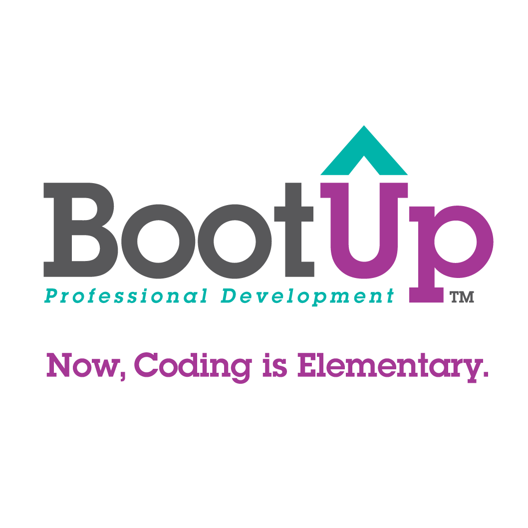 BootUp Professional Development Logo