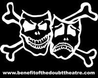 Benefit of the Doubt Theatre Company Logo