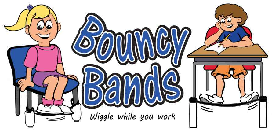 BouncyBands Logo