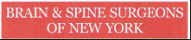 Brain & Spine Surgeons of NY Logo