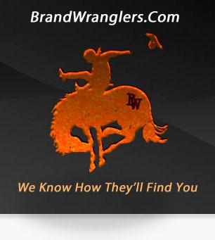 BrandWranglers.Com Logo