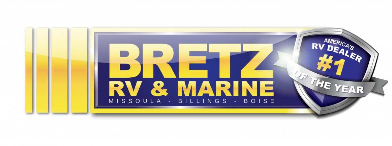 Bretz RV & Marine Logo