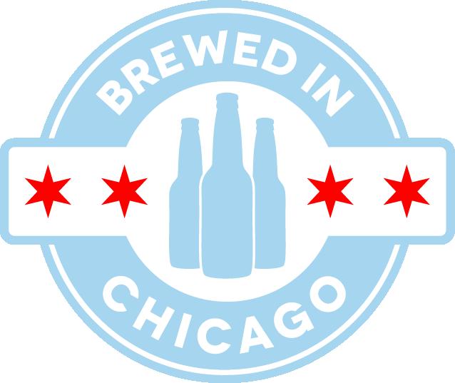 BrewedinChicago Logo