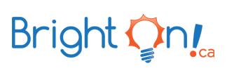 Bright On Logo