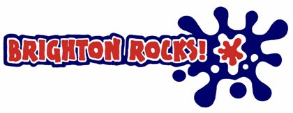 Brighton Rocks! Logo