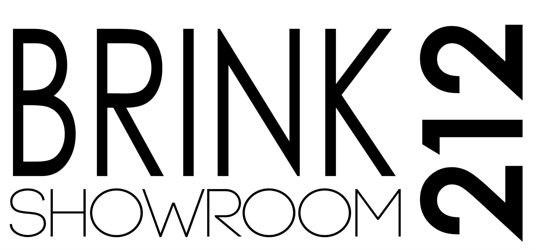 Brink212Showroom Logo